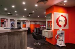 Interior Hair Salon