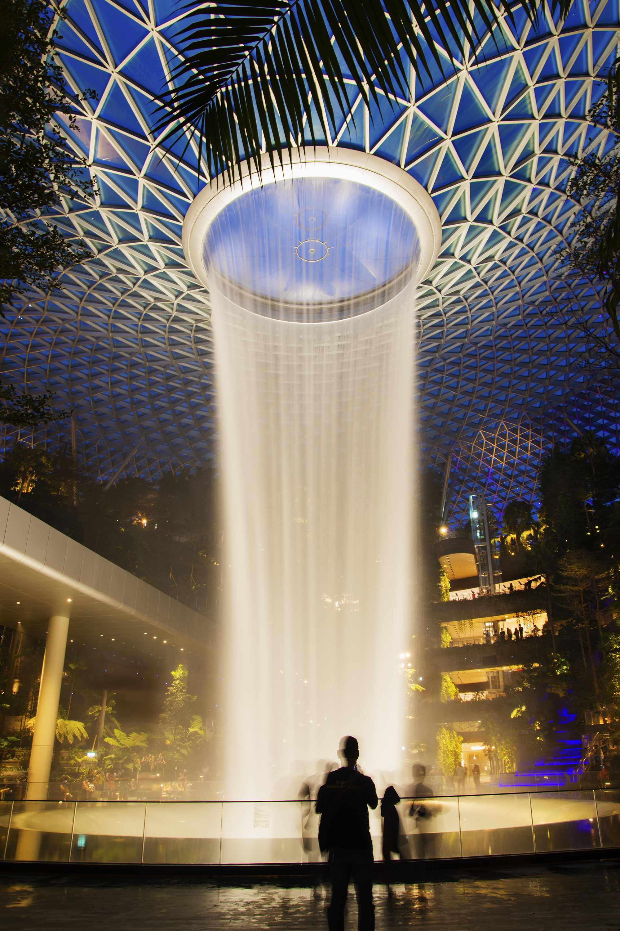 Architecture Changi Jewel