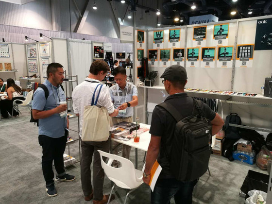 OOK @Sourcing At Magic ,Las Vegas Aug.2018