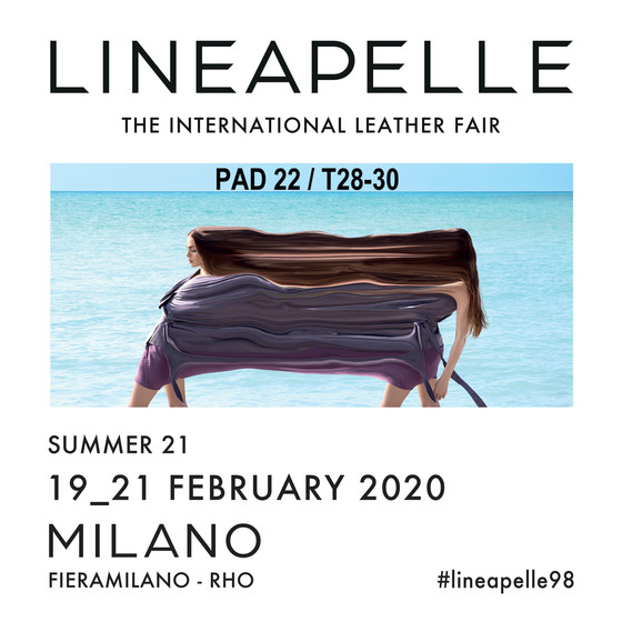 Our absence from LINEAPELLE leather fair Milan