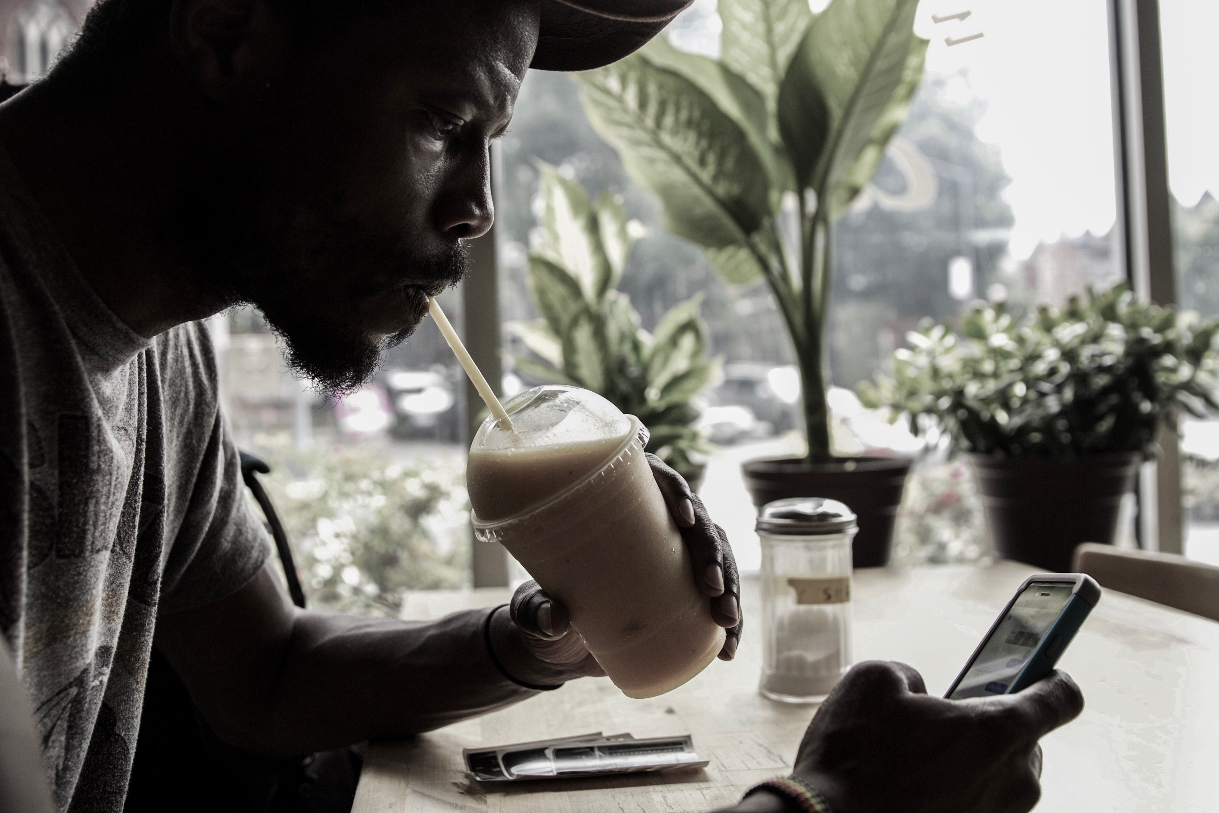 Smoothies and Cafe