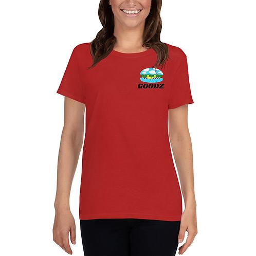 Exclusive Women's Original Red Goodz T-Shirt