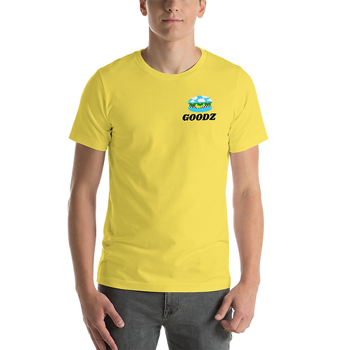 Exclusive Men's Original Yellow Goodz T-Shirt