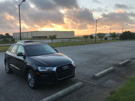 Rental Car Review: Audi Q3