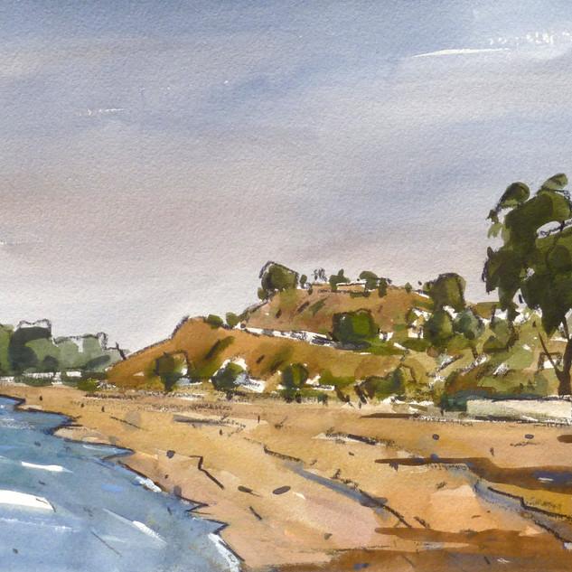 SUMMERLAND BEACH  9 x 20
