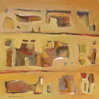 DESERT # 3 ACRYLIC  24 x 24     SOLD