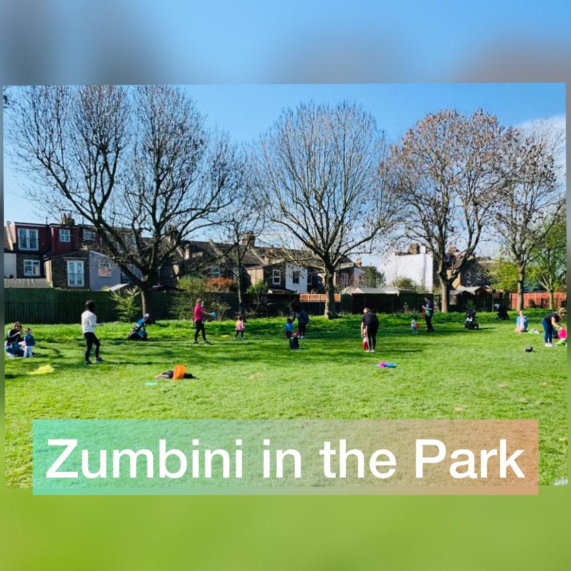 Zumbini in the Park