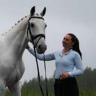 One of our fantastic grooms, Megan