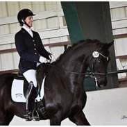 The stylish equestrian for Jennifer Schrader-Williams