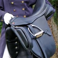 Paula Helm of Helm Saddles
