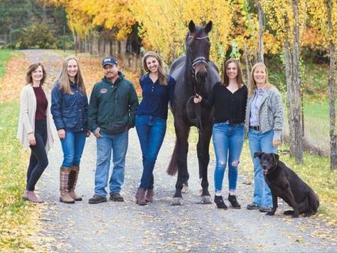 Meet Our Sales Horses!