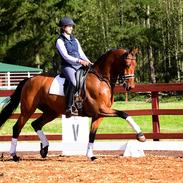 US Equestrian -Final at 2018 U.S. Dressage Festival of Champions