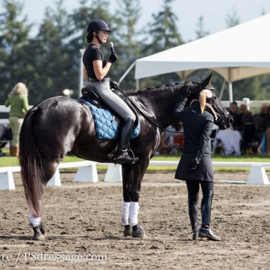PS Dressage Article - Charlotte Dujardin clinic