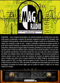 Descrição da ImagoRadio
