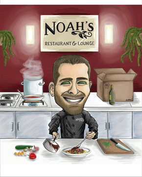 Noah's Restaurant & Lounge