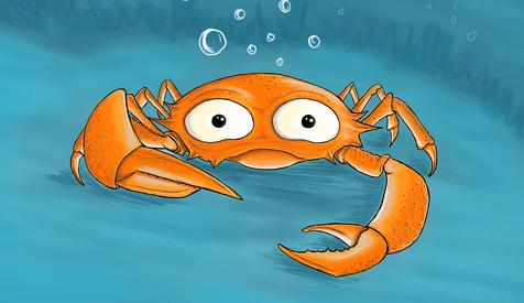 The Orange Crab