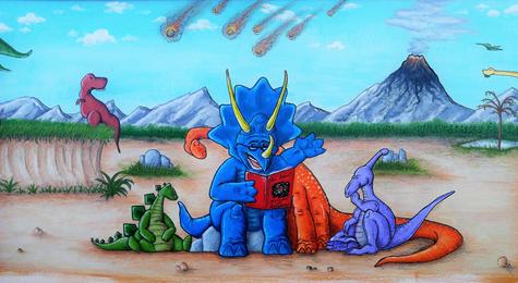 Meteorasaurus