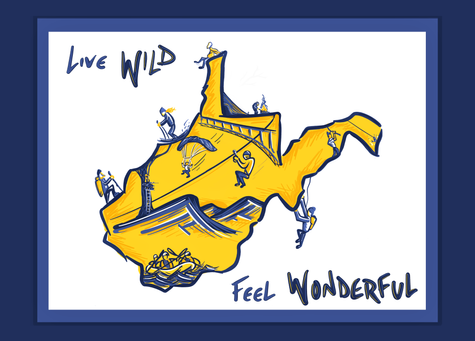 Live Wild Feel Wonderful