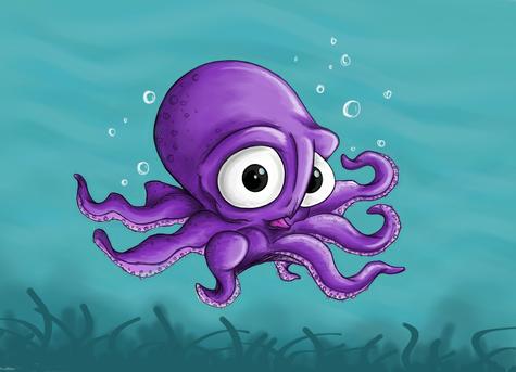 Octopurple