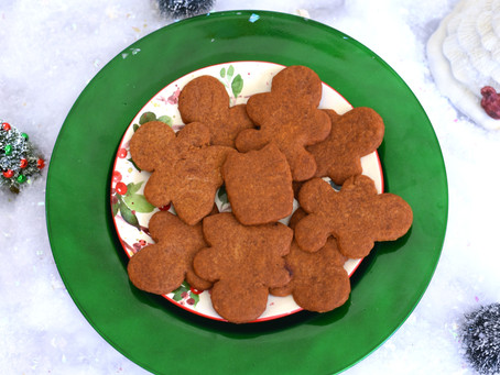Day 12: Gingerbread Cookies