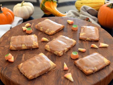 Vegan Pumpkin Pie Pop Tarts