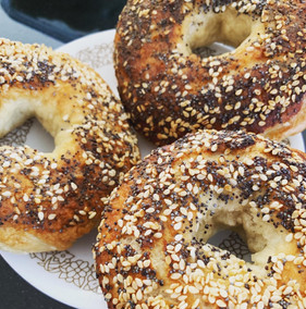Vegan Everything Bagels