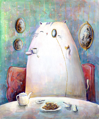 Fancy Feline No 1 (small).jpg