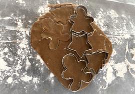 Baking Vegan Gingerbread