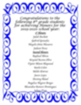 8th Grade Y1 Honors List .jpg