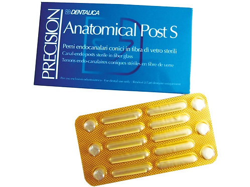 Perni endodontici ANATOMICAL POST 2 conf.12 PZ