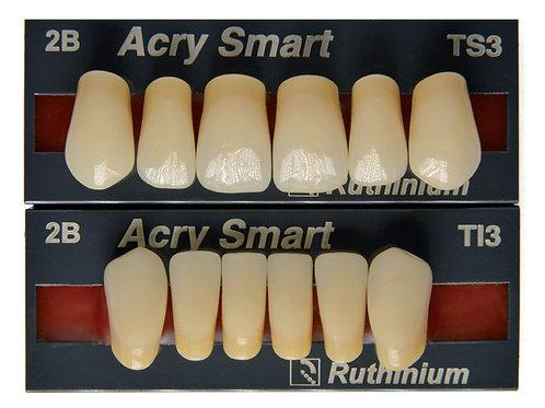 Denti in resina Acry Smart col. Vita Anteriori