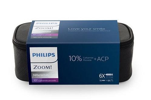 kit domiciliare sbiancamento denti Philips Zoom 10% NiteWhite