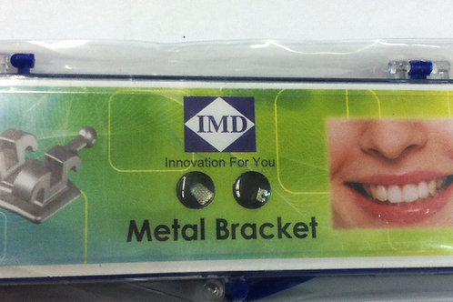 Bracket ortodontici tecnica RHOT/EDGEWISE/RICKET