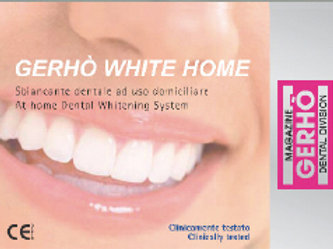 GERH-ricambio per kit GERHÒ WHITE HOME