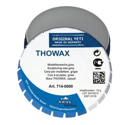 cera per modellazione thowax yeti grigio 70gr