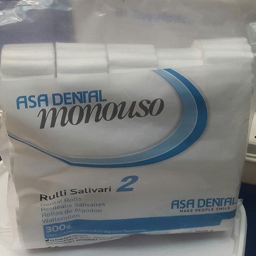 Confezioni rulli salivari ASA DENTAL 300gr