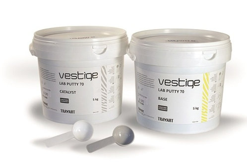 Vestige Lab Putty 70/95 shore Kg5+5 1 L1200 tryart