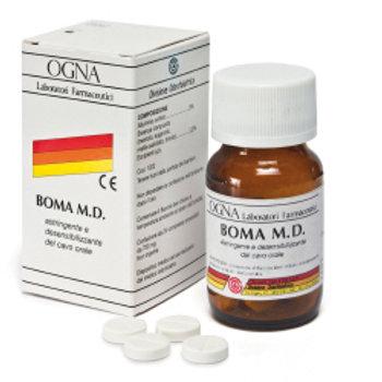 BOMA M.D. SCATOLA 25 COMPRESSE 1pz