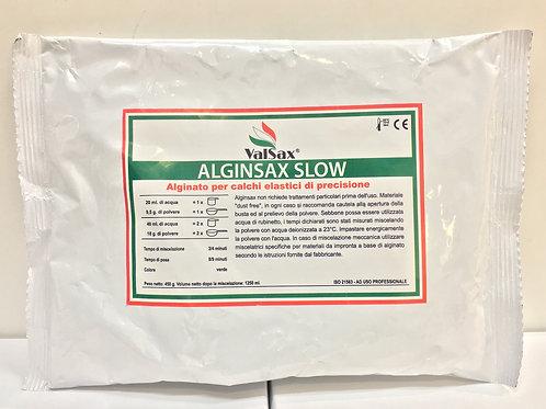 Alginato Alginsax Slow per calchi elastici di precisione impronta 3D ed altro.