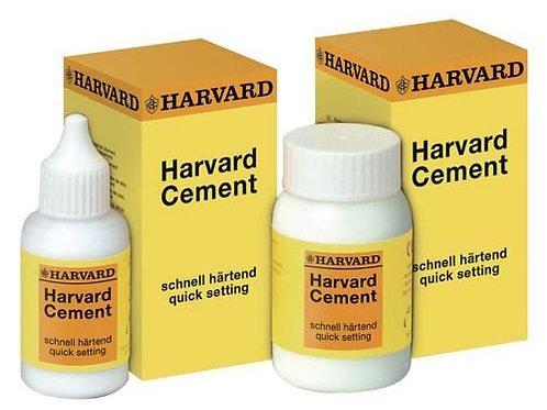 CEMENTO DEFINITIVO FAST SET HARVARD Liq. + polv.40ml+100gr