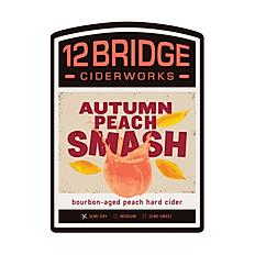 Autumn Peach Smash - fall