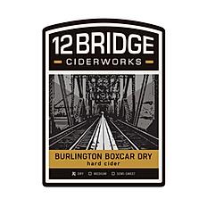Burlington Boxcar Dry