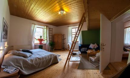Wohnzimmer von Apt E