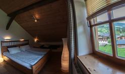 Schlafzimmer Apt B