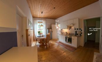 Küche Apt. D