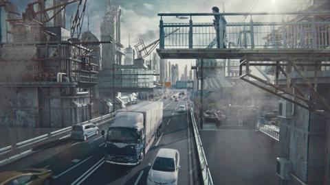 【VFX】Sci-fi City