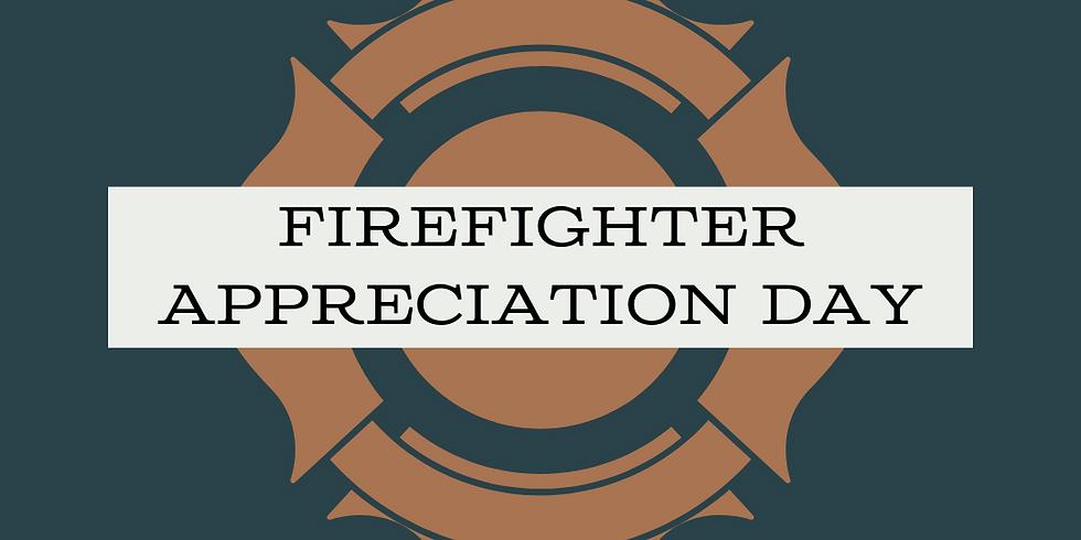 Firefighter Appreciation Day