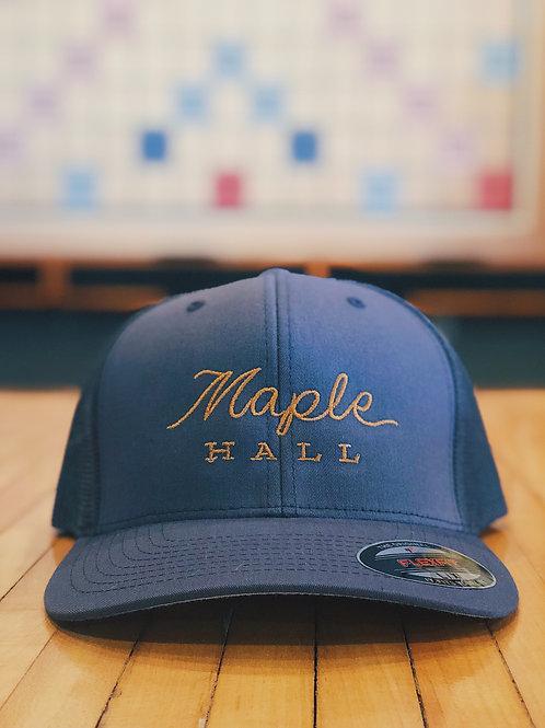 Maple Hall Flatbill Hat