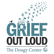 TDC Podcast Logo_Grief Birds_blue_1400px
