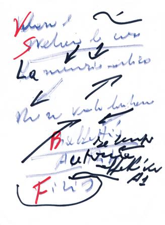 Circa le energie di campo in Oblida, P. Ferrari, 2011